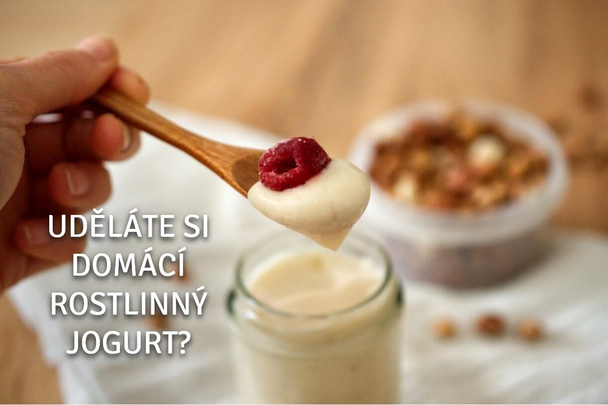 Uděláte si domácí jogurt?