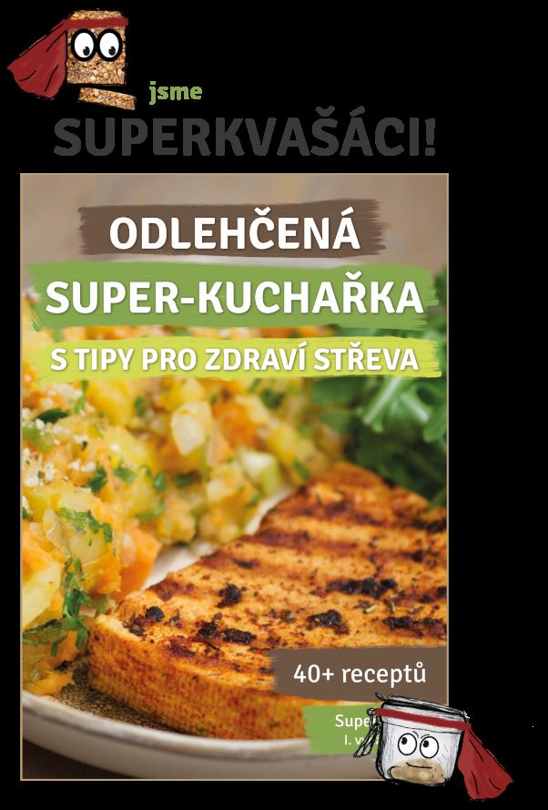 Superkvašáci: Super-kuchařka